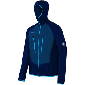 Mammut M's Aenergy Light ML Hooded Jacket marine-orion